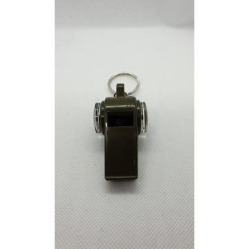 Gwizdek survivalowy z kompasem i termometrem