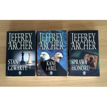 3 x Archer: Sprawa honoru, Stan czwarty, Kane i...