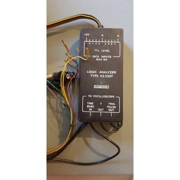 Tester logiczny typ KZ3307 ZOPAN