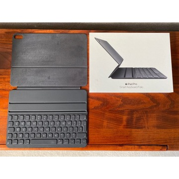 Smart keyboard Folio ipad pro 11 klawiatura *Bytom