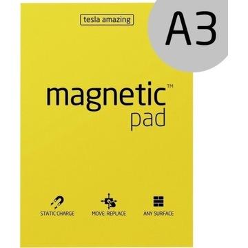 Karteczki elektrostatyczne Magnetic