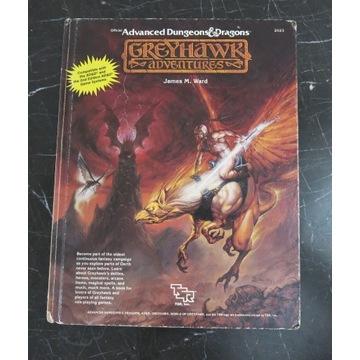 Adv. D&D Greyhawk Adventures 1988 I wyd TSR 2023