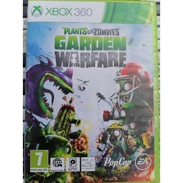 Xbox 360 Gra Plants vs Zombie Garden Warfare