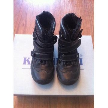 Sprzedam buciki zimowe dla chłopca rozm.28
