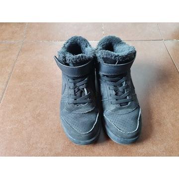 Adidasy zimowe NIKE buty r.32