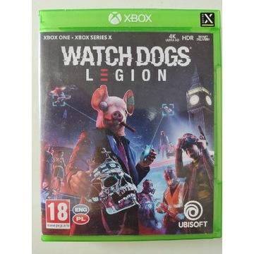 Watch dog legion