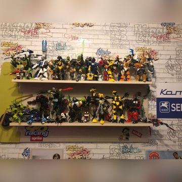 Mega zestaw LEGO roboty