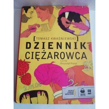 Dziennik ciężarowca audiobook Tomasz Kwaśniewski