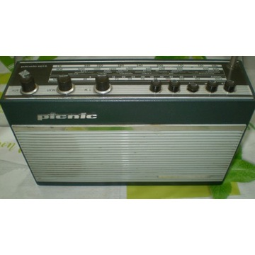 TELEFUNKEN  PICNIC 1966r