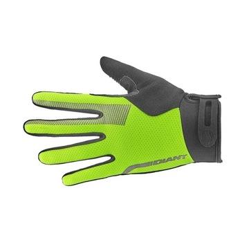 Rękawiczki GIANT ILLUME CHILL, z długimi palcami,M