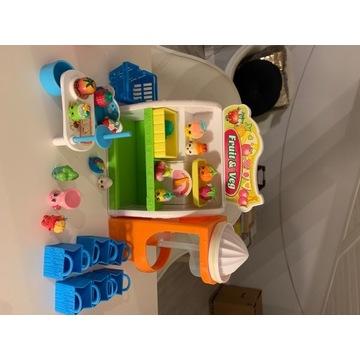 Shopkins  zestaw fruit & veg sklepik dzień dziecka