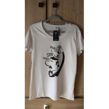 Koszulka t-shirt damska Tabaka Szczerzy Kelnerzy M