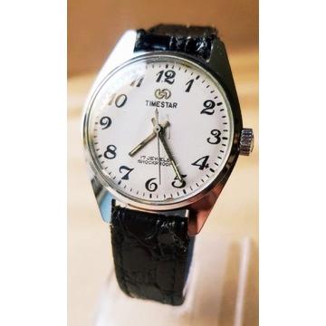 Zabytkowy Francuski zegarek Timestar