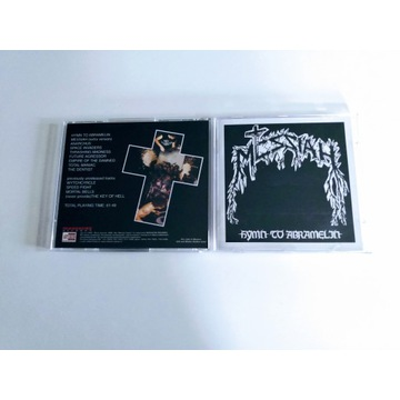 "MASSIAH - ""Hymn To Abramelin""  CD"