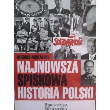 M.Miszalski - Najnowsza Spiskowa Historia Polski