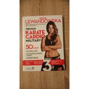 Trening Karate Cardio Military by Anna Lewandowska