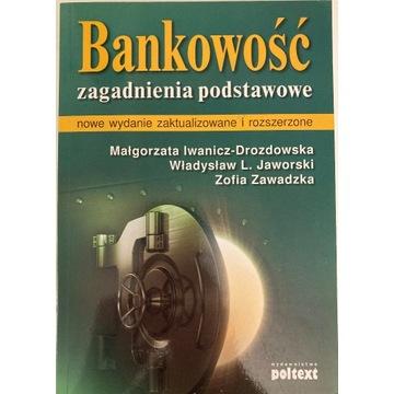 Bankowość Zagadnienia podstawowe Jaworski Zawadzka