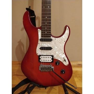 Yamaha Pacifica 604W 1997 r made in Taiwan gitara