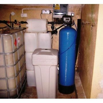 Doskonała automatyczna stacja uzdatniania wody USA