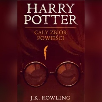 Harry Potter 1-7 wszystkie e-book mobi epub