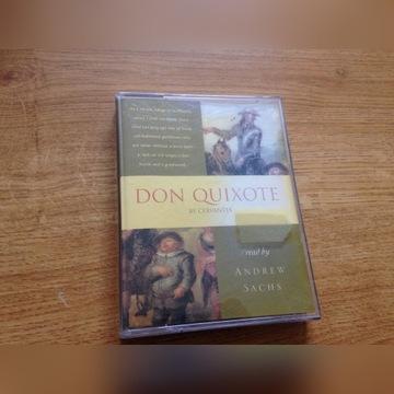 Don Quixote Cervantes audiobook dwie kasety