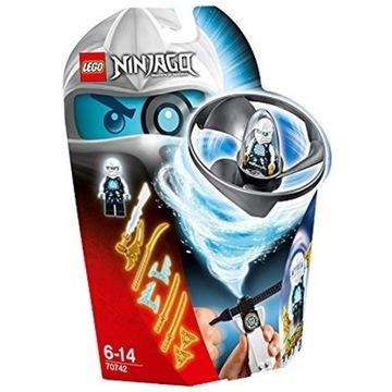 KLOCKI LEGO NINJAGO 70742 Latająca kapsuła Zane'a