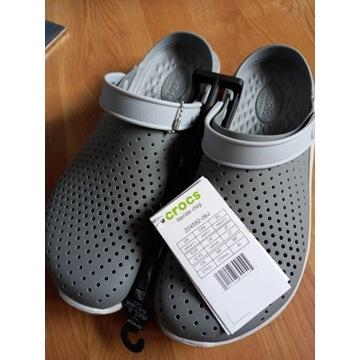 Klapki crocs 42-43 literide clog