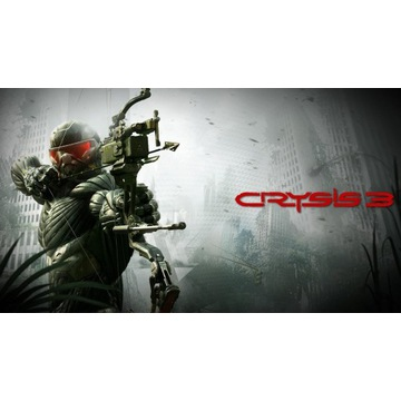 CRYSIS 3 | +100 gier | SZYBKA WYSYŁKA