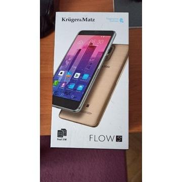 Kruger&Mata Flow5 Plus w stanie bdb, cały zestaw.