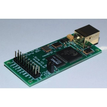 USB Audio konwerter USB I2S SPDIF dla DAC