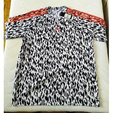 koszulka Adidas w cętki XL (nieużywana z metką)