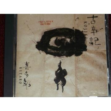 Kitaro Kojiki CD Geffen USA 1990 New Age