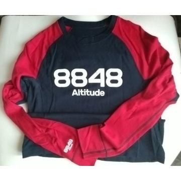 Bluzka 8848 Altitude Merino plus komplet Zenith