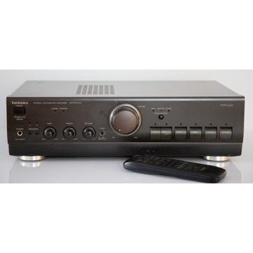 Wzmacniacz sound processor technics cd magnetofon