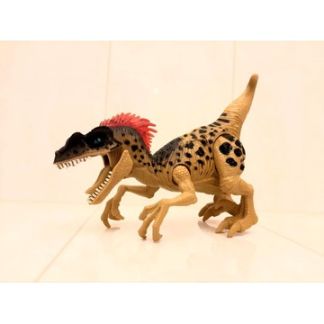 UNIKAT Dinozaur Velociraptor Chap Mei Dino Valley