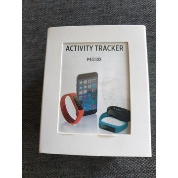 Activity Tracker, opaska sportowa P417,10X