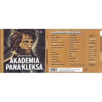 Andrzej Korzyński Akademia Pana Kleksa (1983/2016)