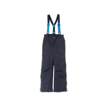 Spodnie narciarskie  r. 98 5 10 15 stan idealny