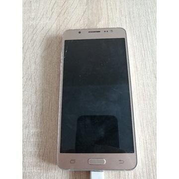 Samsung Galaxy J5 J510 2016 uszkodzony LCD