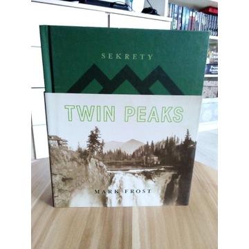 Sekrety Twin Peaks Mark Frost
