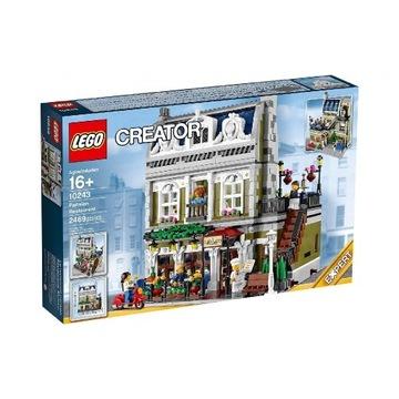 Lego Paryska Restauracja 10243