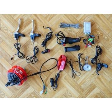 Zestaw do konwersji e-bike roweru 500W 36V od 1 zł