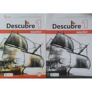 Descubre 1 KOMPLET podręcznik + ćwiczenia Draco