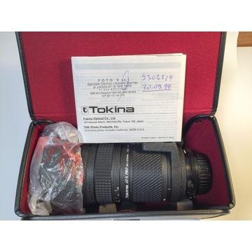 TOKINA AT-X PRO 80-200/2,8 (Nikon)