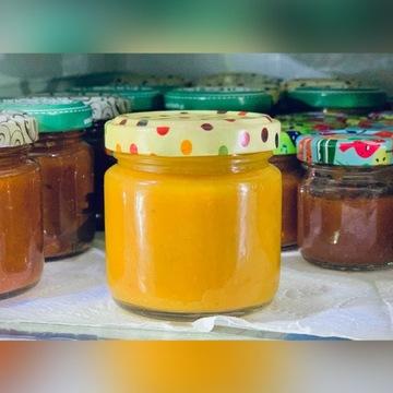 Sos chili ostry carolina reaper trinidad owocowy