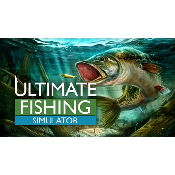 Ultimate Fishing Simulator Symulator Wędkarski