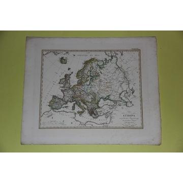 Europa 1833 Oryginał