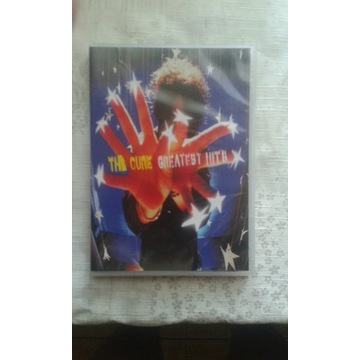 The Cure - Greatest Hits DVD