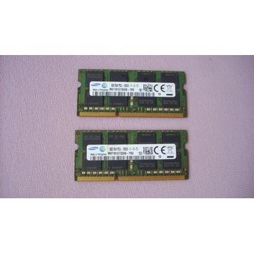 Pamięć RAM 16 GB (2x8GB) DDR3 (PC3L-12800S)