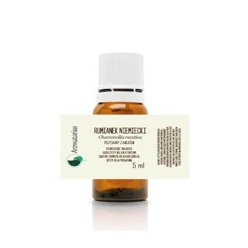 Rumianek niemiecki 100% czysty olejek eteryczny